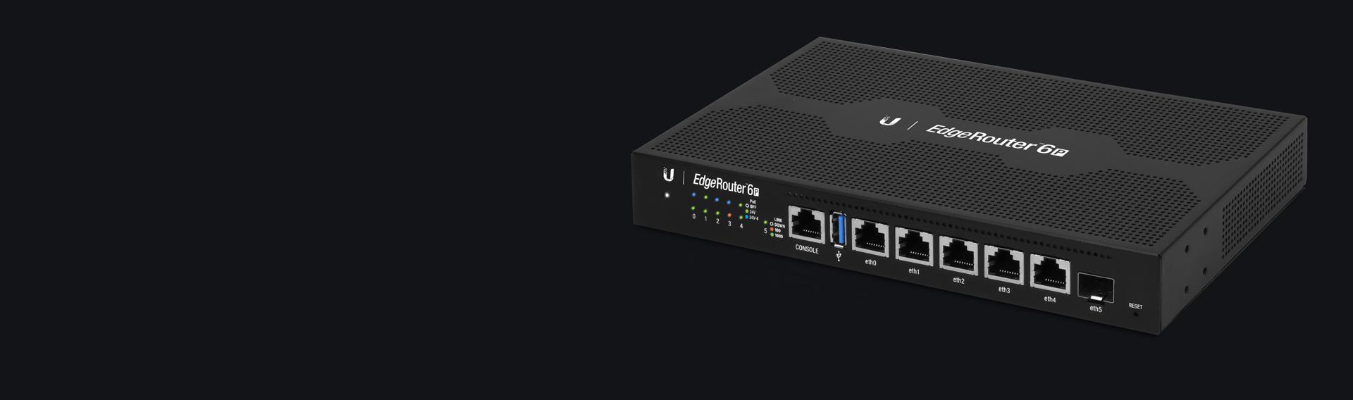 Ubiquiti Networks - EdgeRouter™ 6P