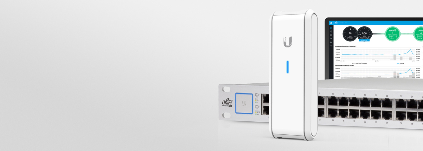 Ubiquiti - UniFi® Cloud Key