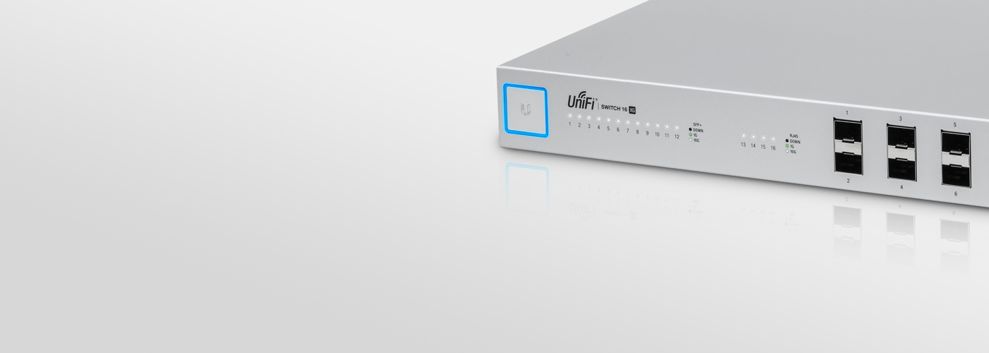 Ubiquiti - UniFi® Switch 16 XG