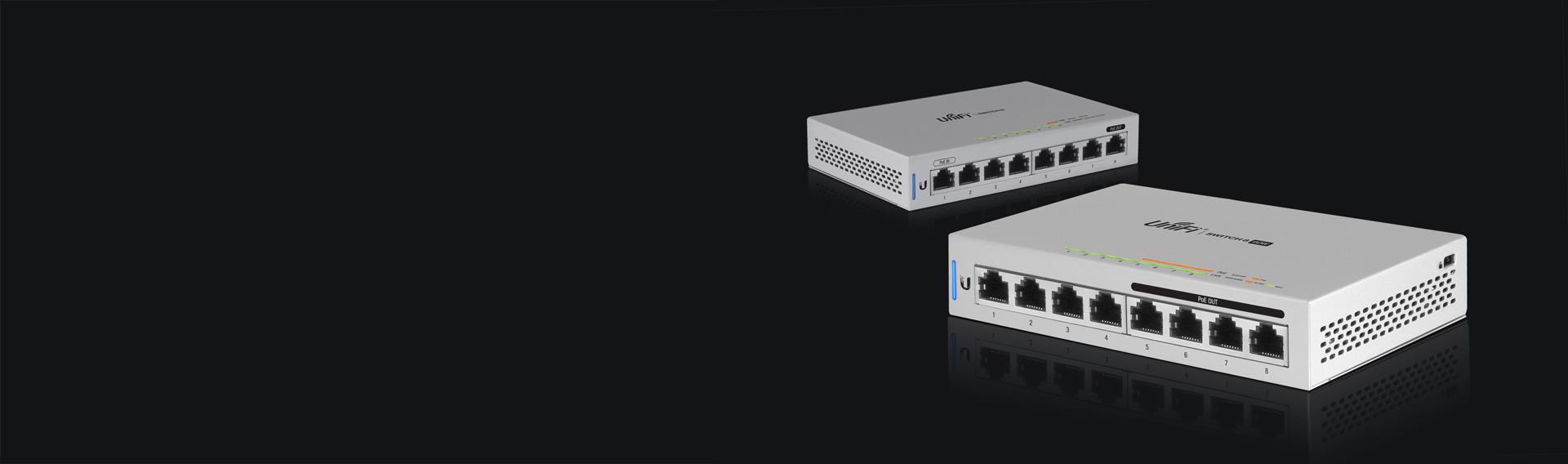 Ubiquiti Networks Unifi Switch 8 At Amp T U Verse Modem Wiring Diagram Fully Managed Gigabit