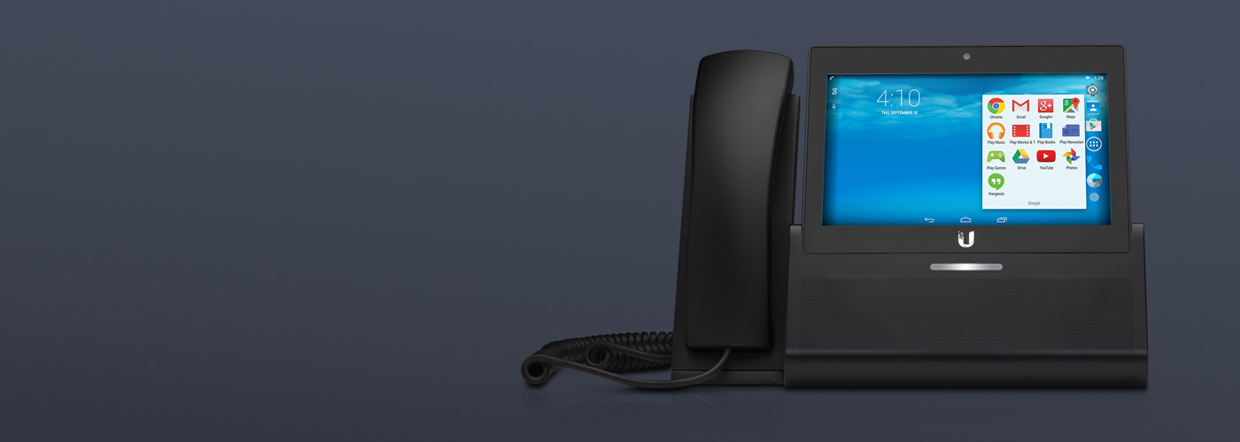 Ubiquiti Networks - UniFi® VoIP Phone Executive