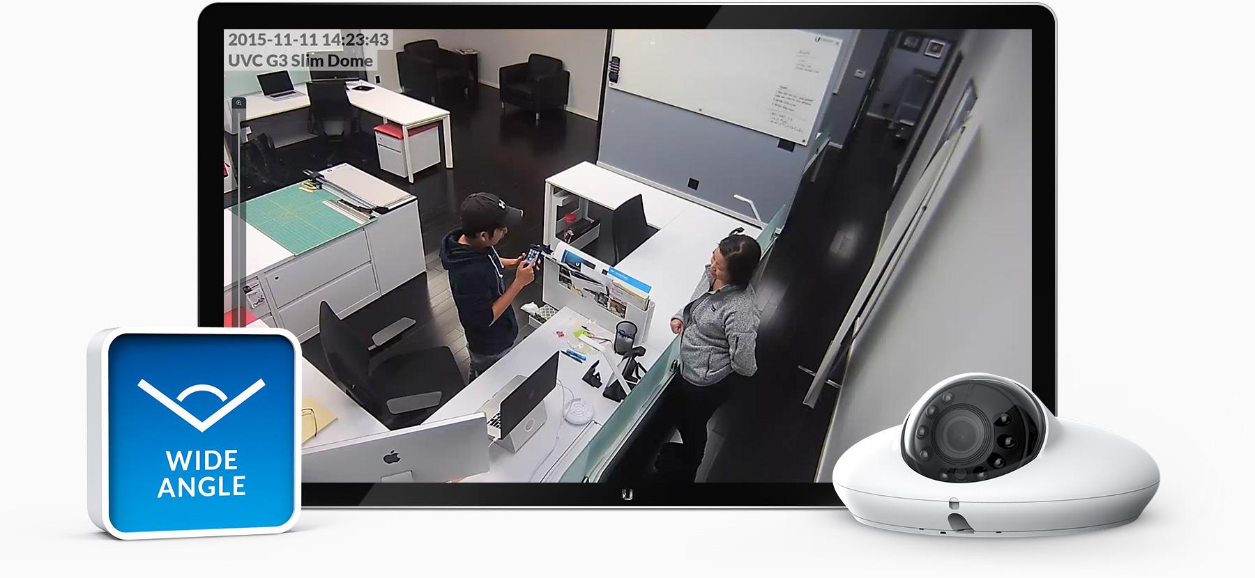 Ubiquiti - UniFi® Video Camera G3 Dome