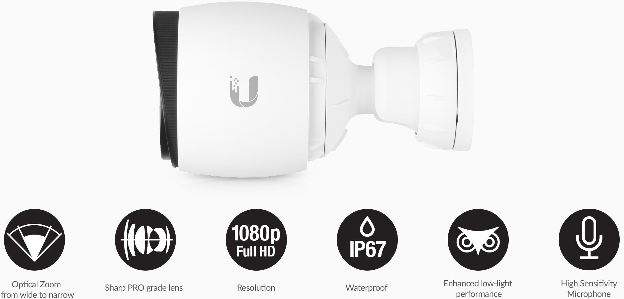 Ubiquiti - UniFi® Video Camera G3-PRO