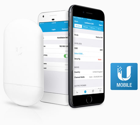 ubiquiti nanostation ac ns-5ac
