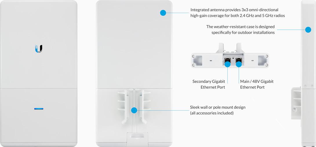 ubiquiti networks unifi  Unifi AP-AC Dual Band Access Point