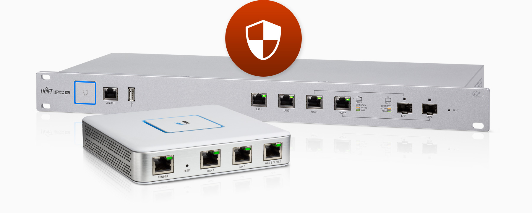 Ubiquiti Unifi Security Gateway Silver Plated 1 USG