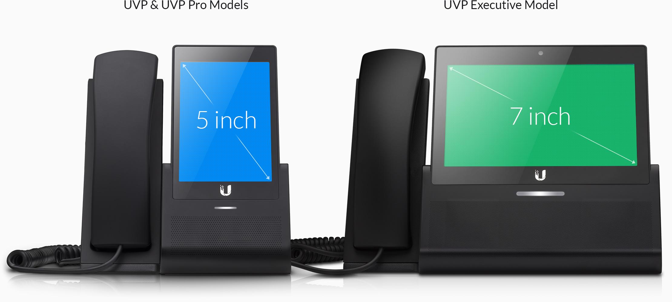 Ubiquiti Networks Unifi Voip Overview An Hd Touchscreen