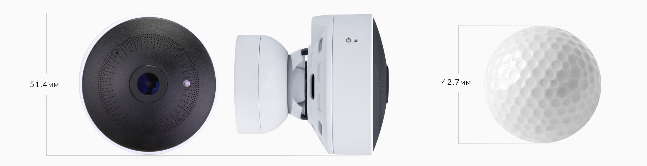 Ubiquiti - UniFi® Video Camera G3 Micro