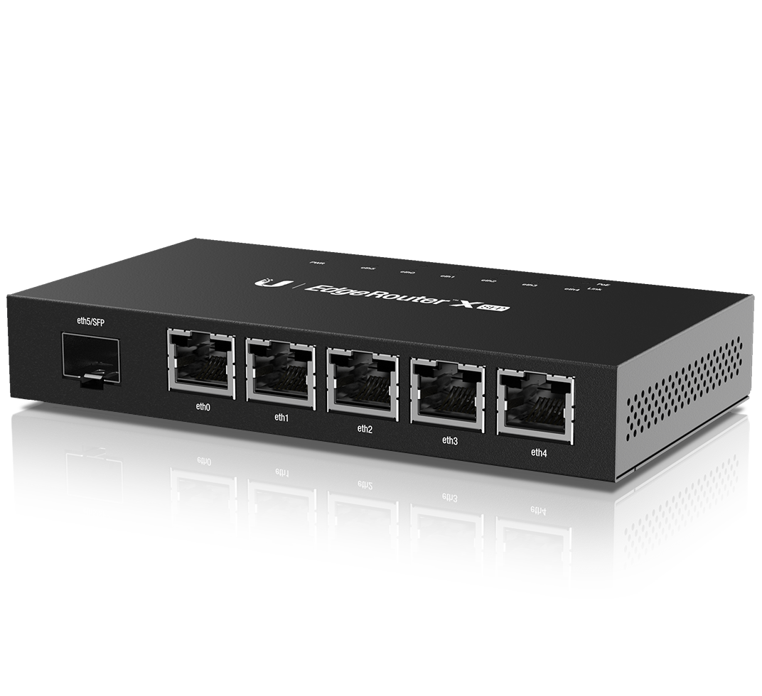 Ubiquiti ER-X Advanced Gigabit Ethernet Router