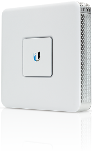 The UniFi Security Gateway extends the reach of the UniFi Enterprise System to route, secure, and manage your network for optimal performance and reliability.